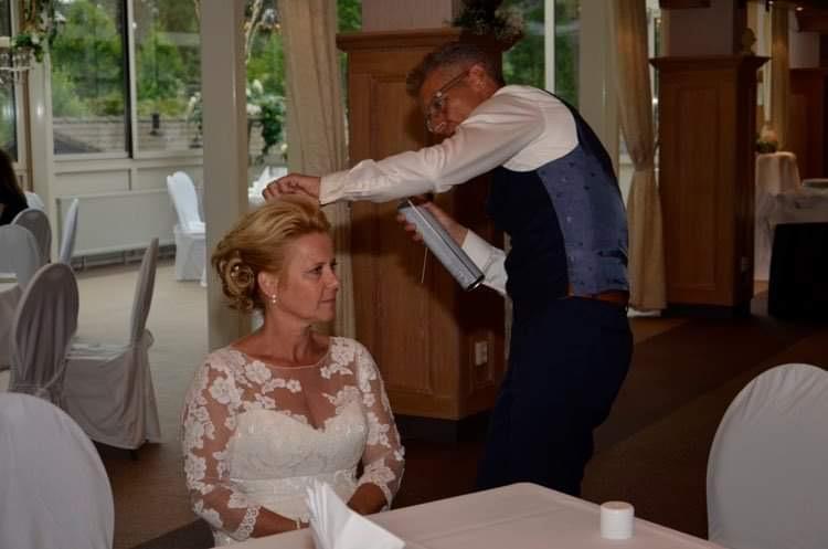 bruidskapsel | Taylor's Hairshop